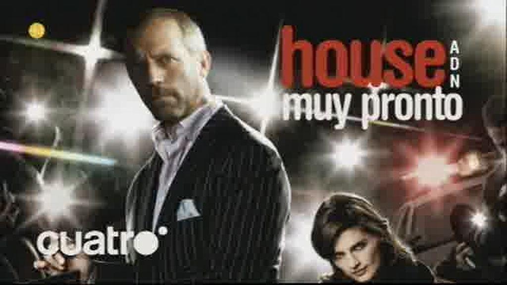 House es ADN de Cuatro