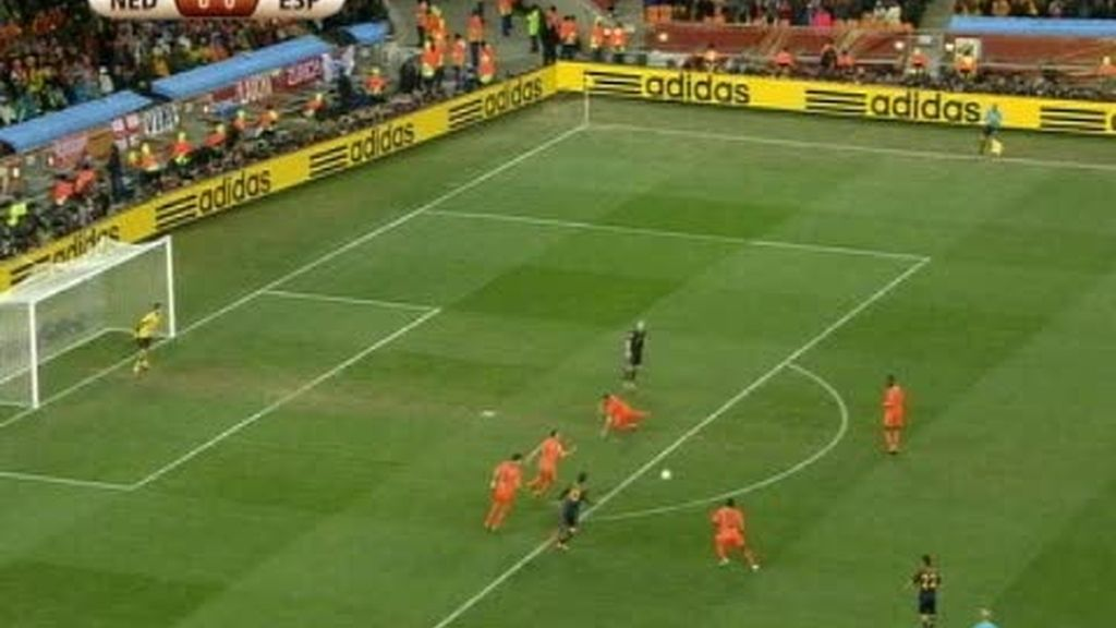 El gol más importante de la historia