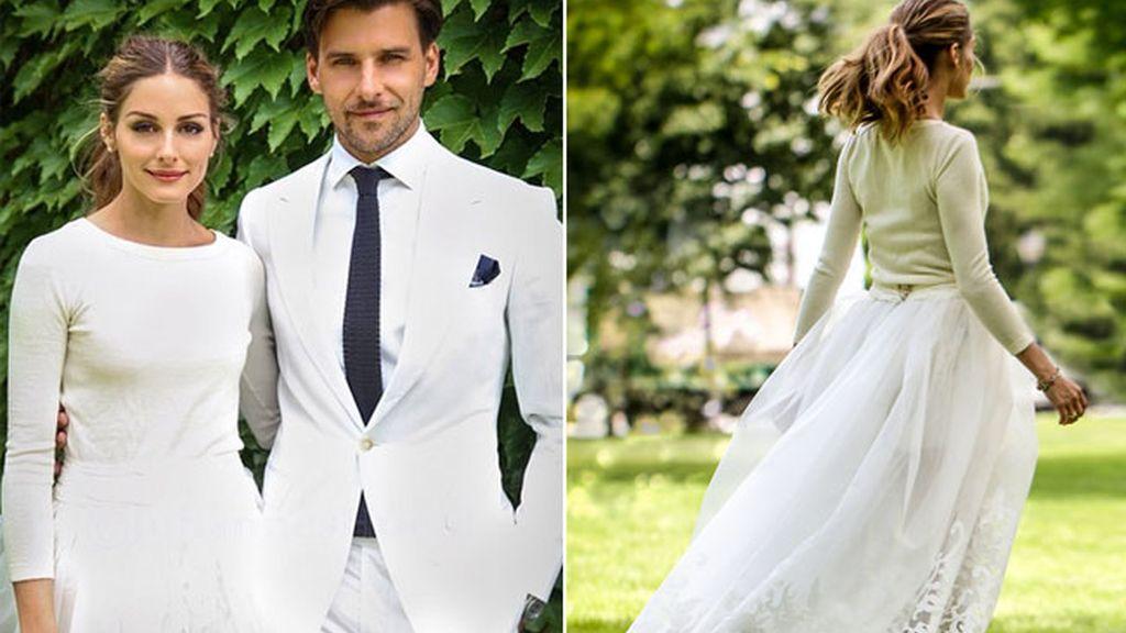 El vestido de Olivia Palermo