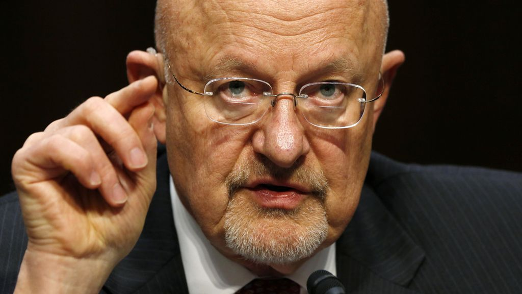 James Clapper, director de la agencia de Inteligencia de EEUU