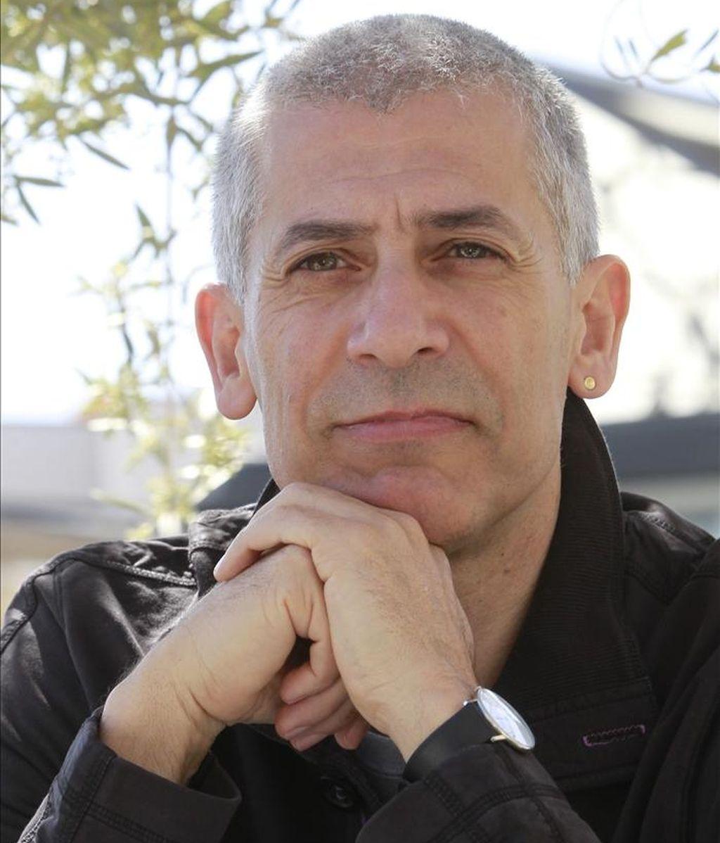 El escritor madrileño José Ovejero