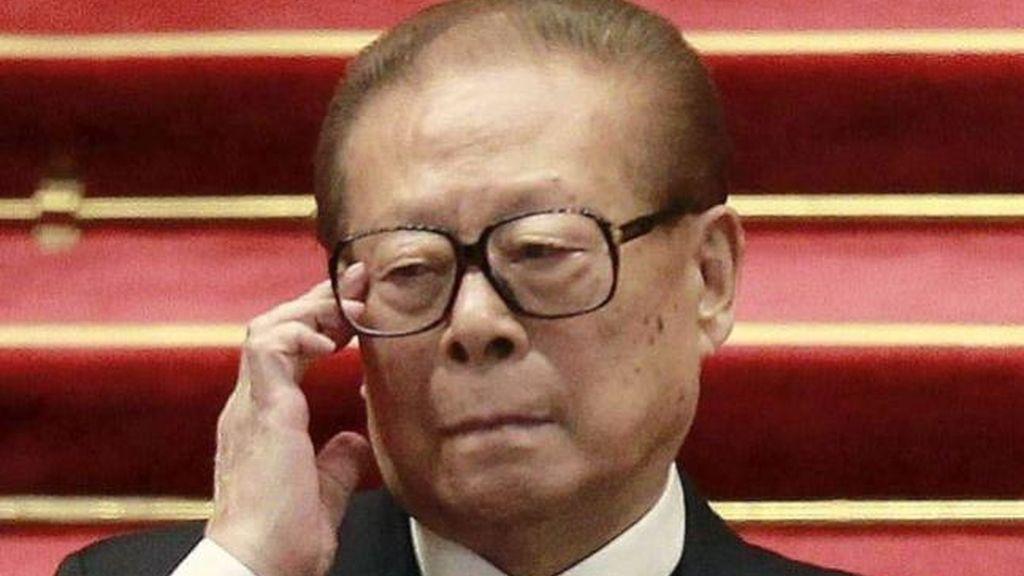 Jiang Zemin, el expresidente chino