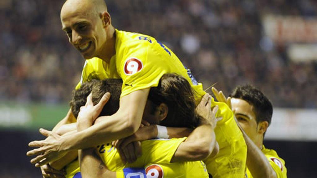 Villarreal afronta con confianza su choque en cuartos frente al Twente