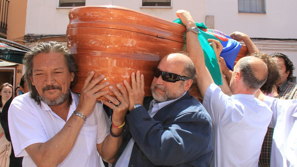 Último adiós a Manuel Molina