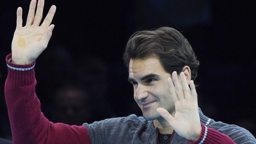 Roger Federer abandona