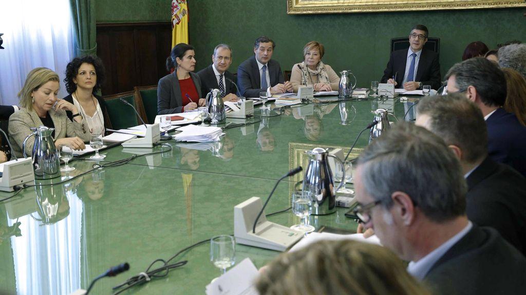 Primera Junta de Portavoces de la Legislatura