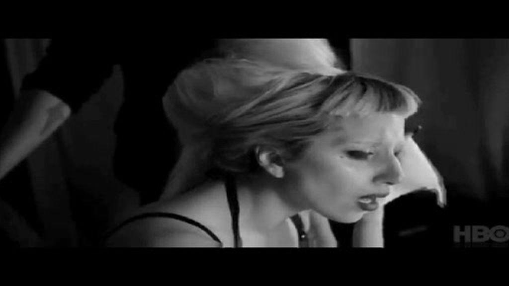 Las lágrimas de Lady Gaga