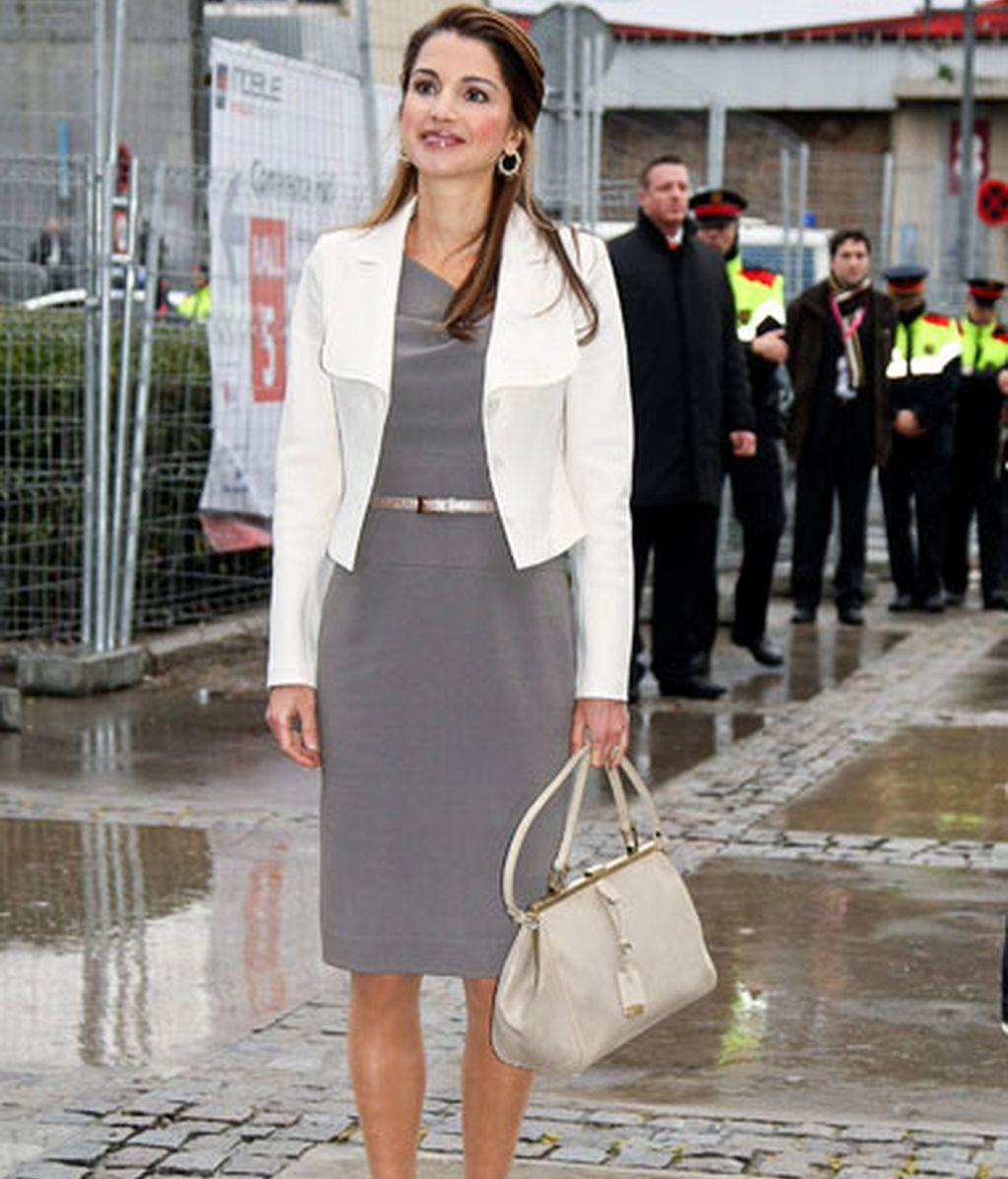 El estilo de Rania de Jordania