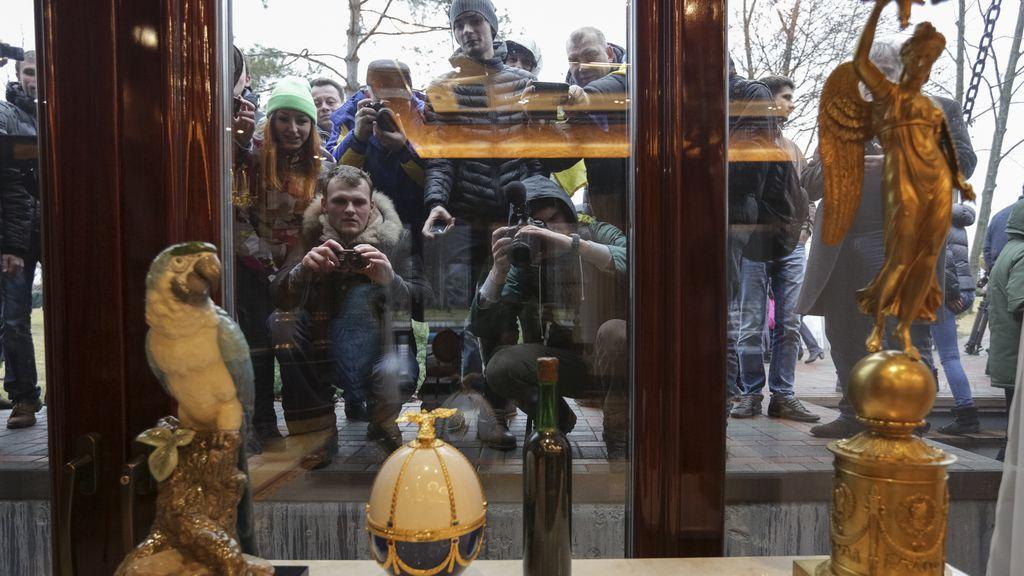 La dacha de Yanukóvich