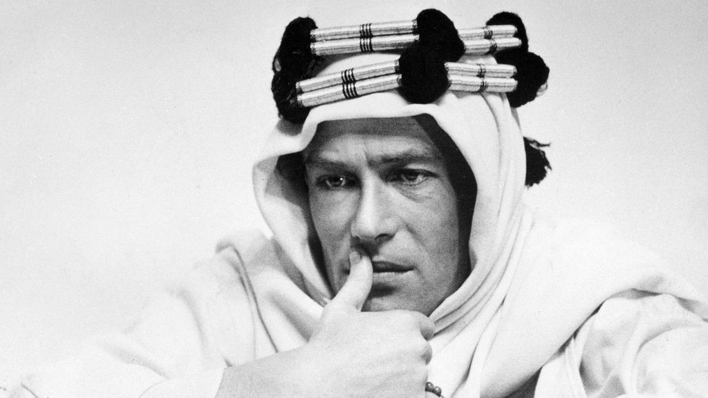 Peter O'Toole, eterno Lawrence de Arabia