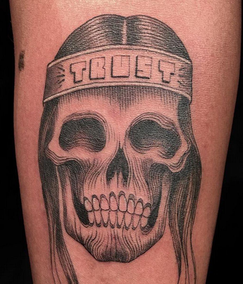 Los tatuajes de The Whole Glory