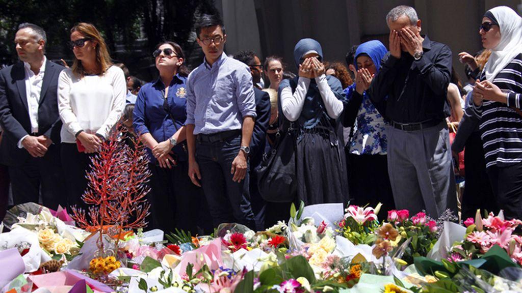 Sidney recuerda a las víctimas del secuestro