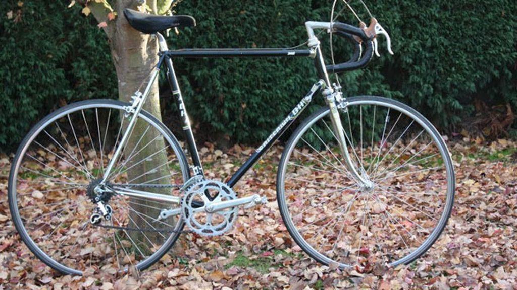 Un bici BH Criterium restaurada por MOS