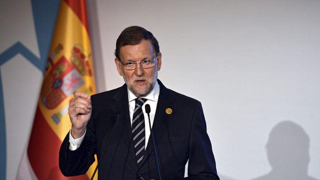 """Rajoy se va de la cumbre del G-20 Me """"satisfecho, ha sido productivo"""""""
