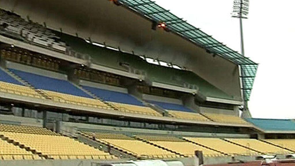 El estadio donde debutará España