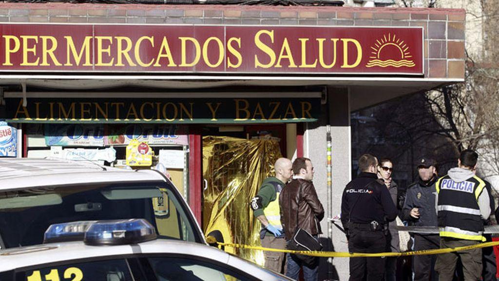 Asesinada una mujer de un disparo en la cabeza ante la presencia de su hijo