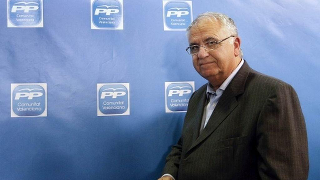 Juan Cotino, Presidente de las Corts Valencianas