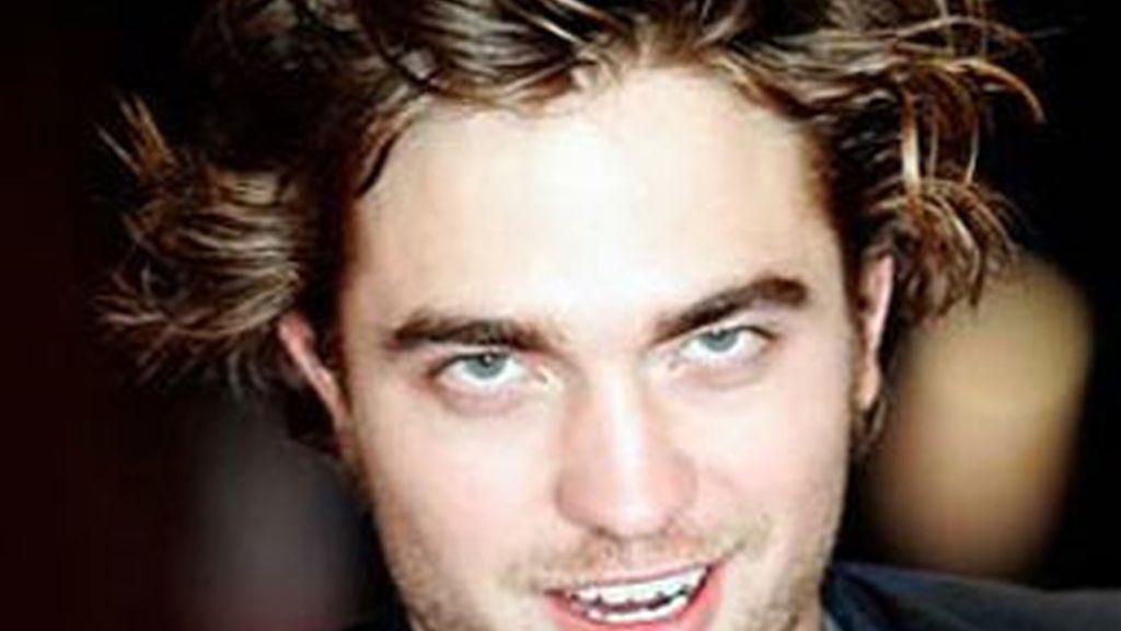 """Robert Pattinson saltó a la fama después de protagonizar la cinta """"Crepúsculo"""". Foto: AP"""