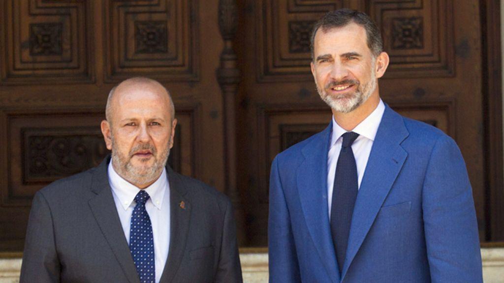 """Ensenyat: """"La visita de los Reyes a Mallorca es muy importante a nivel de marketing"""""""