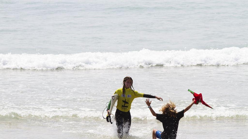 Así fue el Surf Promesas