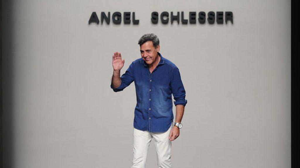 Ángel Schlesser, equilibrio y contraste