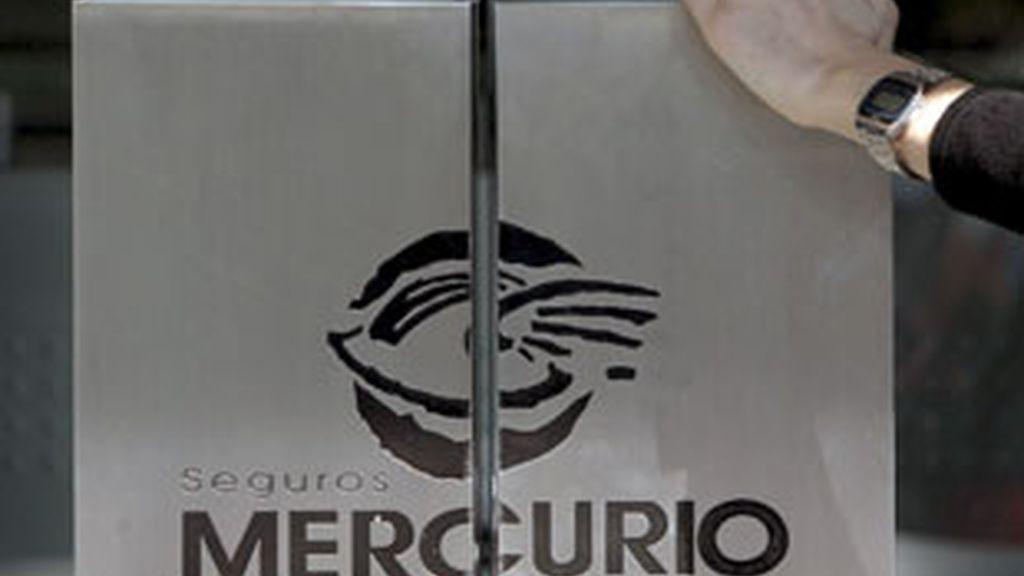 El Gobierno ha tenido que intervenir de urgencia Seguros Mercurio. Foto: EFE.