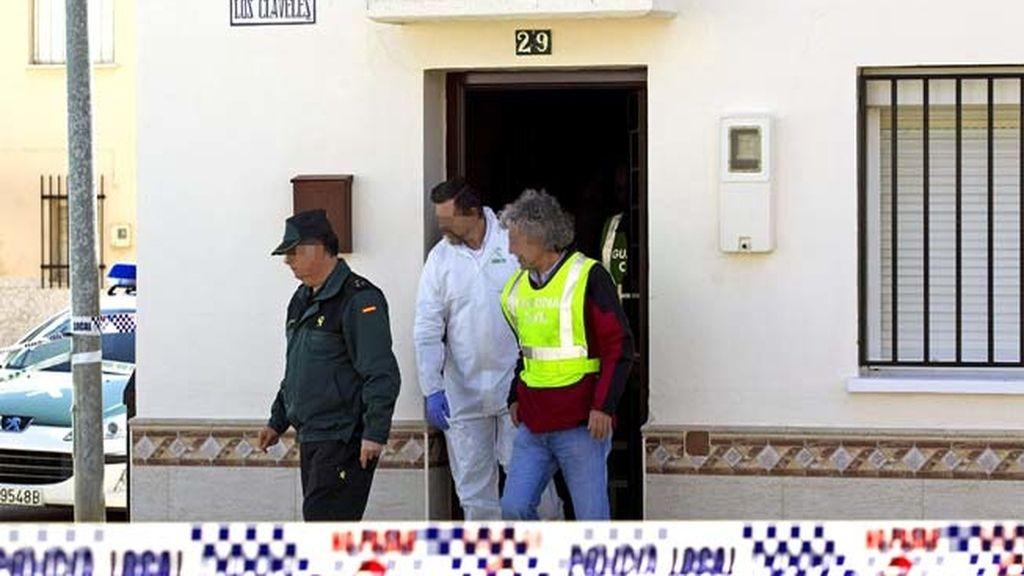 Hallan los cadáveres de un hombre y su hija en una vivienda en Campillos