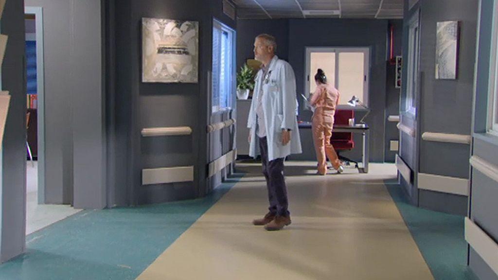 Así es el nuevo 'Hospital Central'