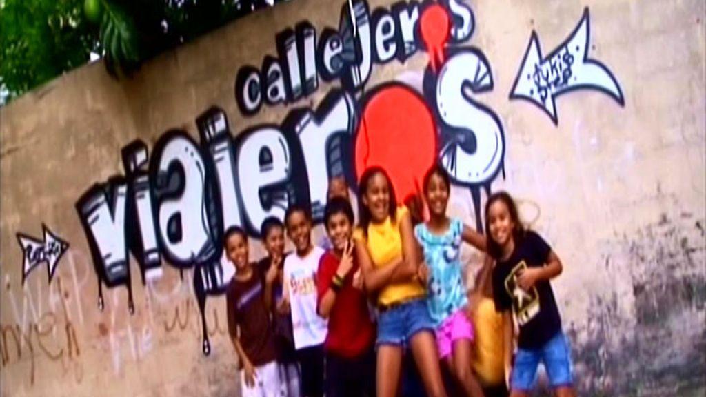 Callejeros Viajeros ha estado en Puerto Rico