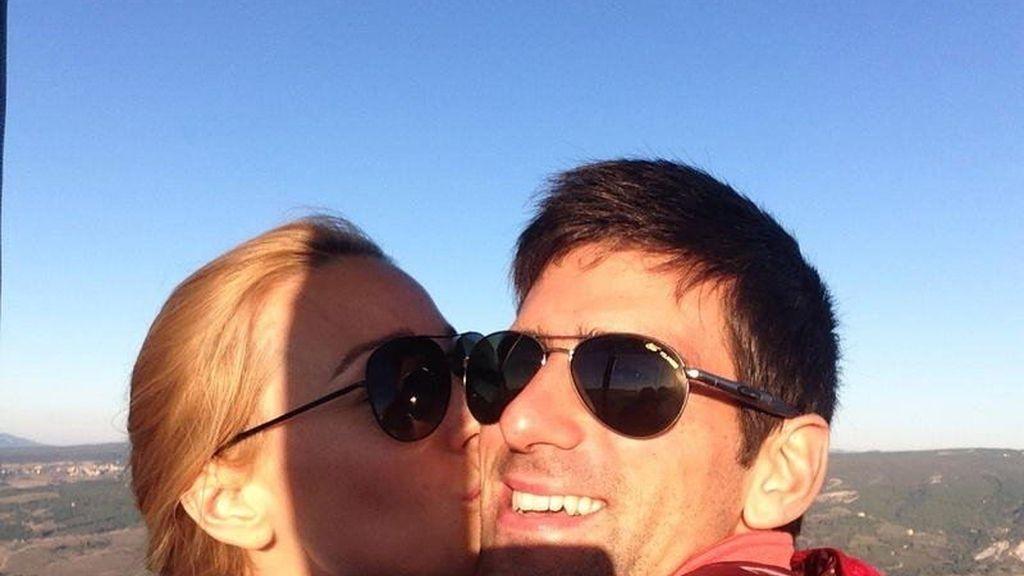 Novak Djokovic se casará con su novia de toda la vida, Jelena Ristic