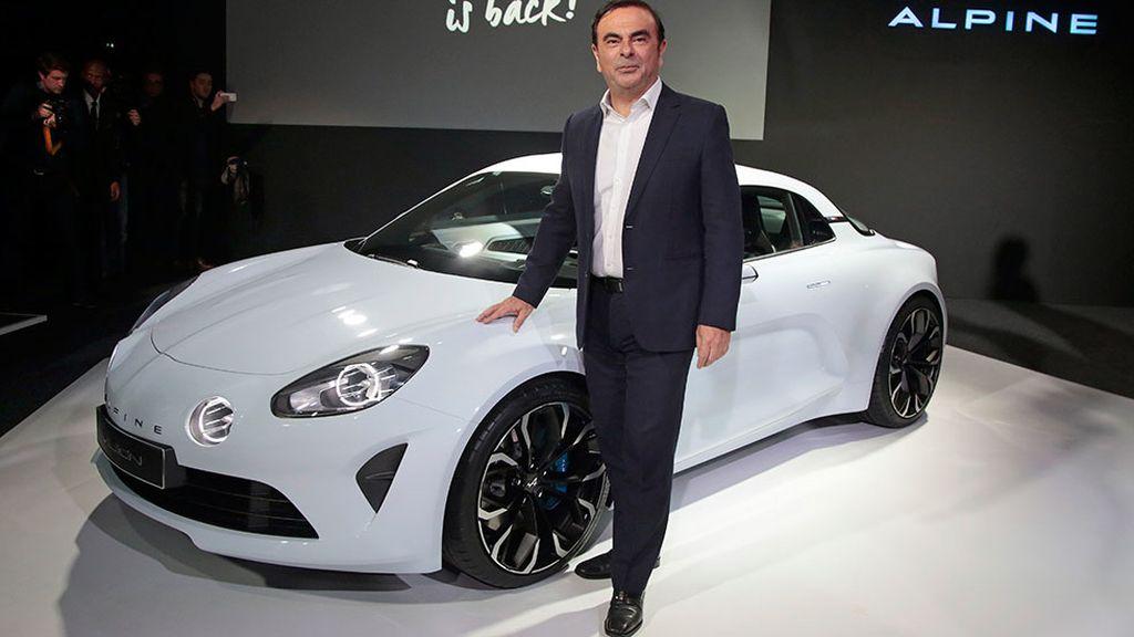 Renault relanzará Alpine en 2017 con este deportivo (16/02/2016)