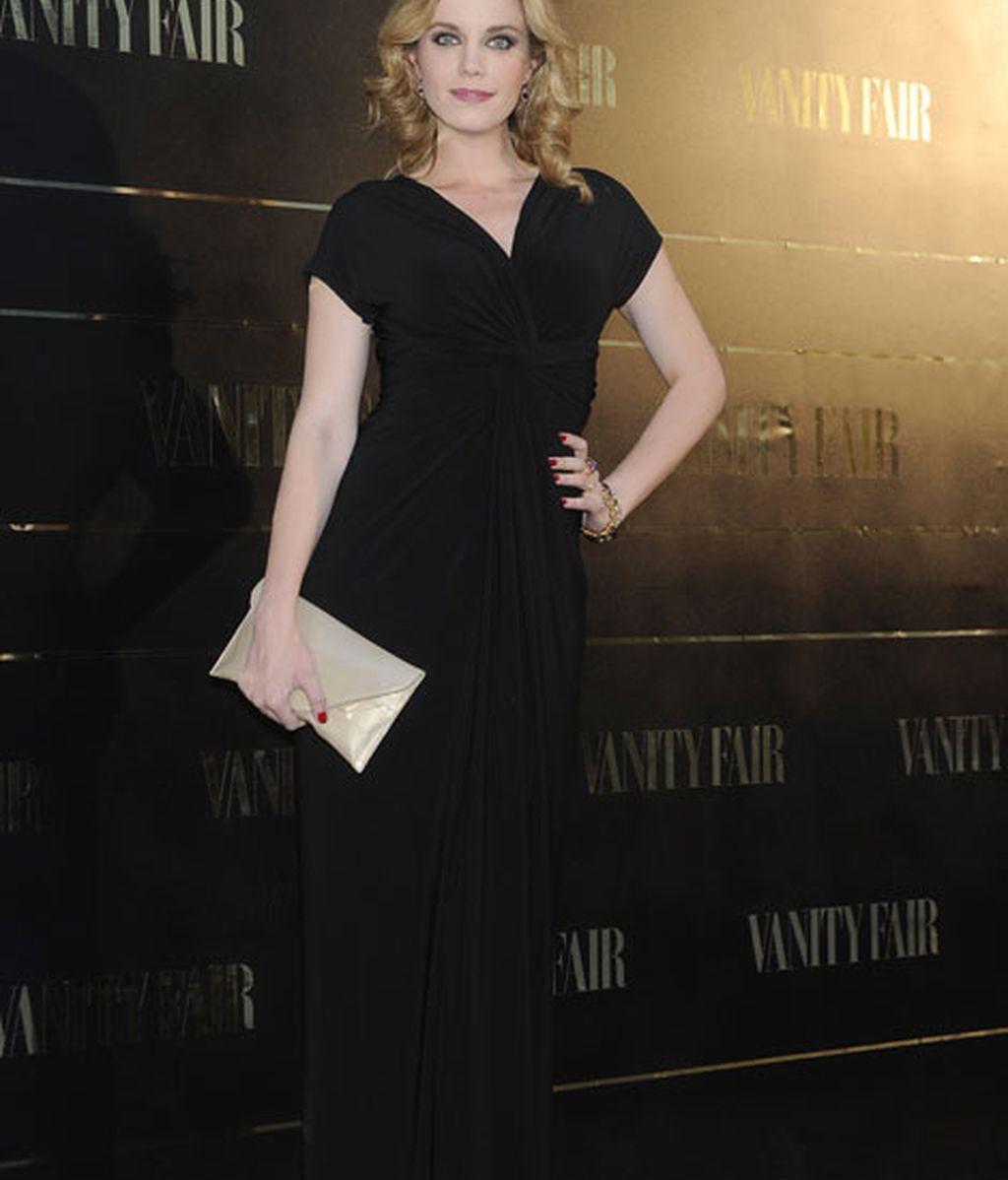 La actriz Carolina Bang, también en la fiesta de la revista ¡Vanity Fair'