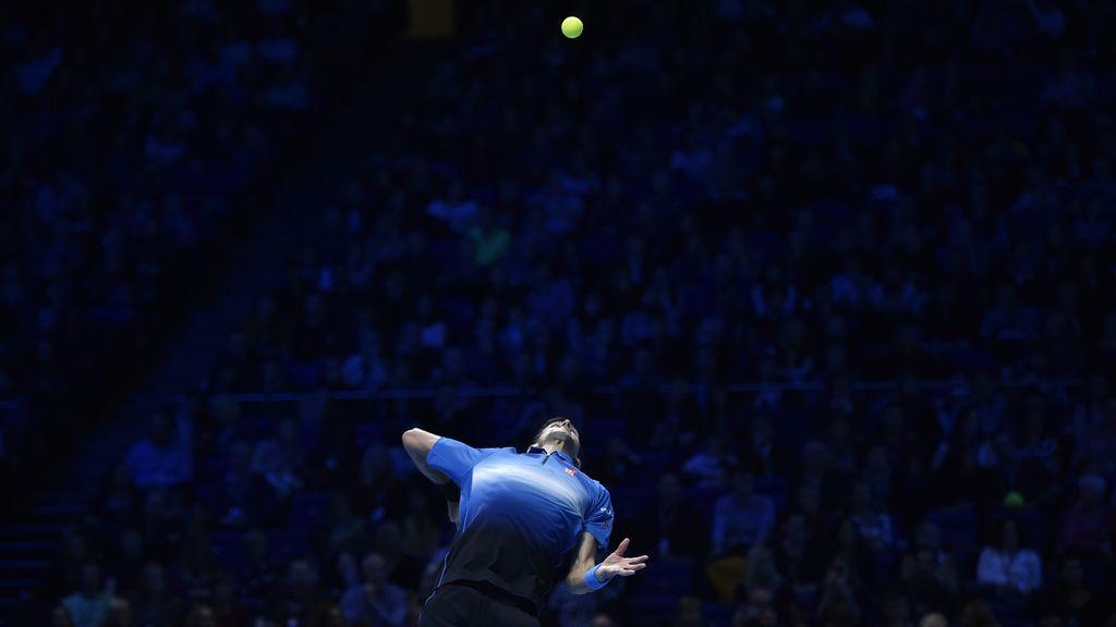 Novak Djokovic culmina uno de los mejores años de su carrera tras ganar la Copa Master (22/11/2015)