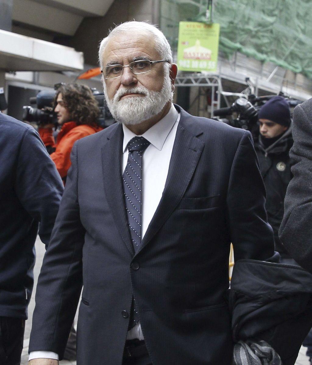 Juan Cotino declara en la Audiencia Nacional