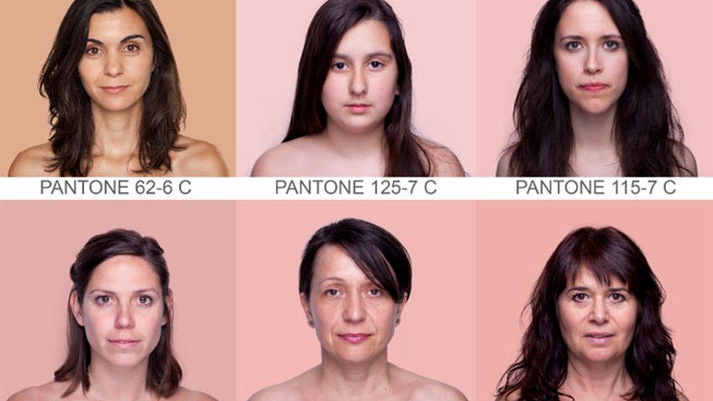 Inventario de colores de piel