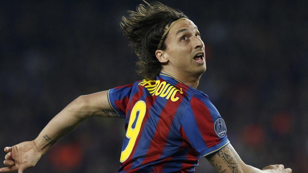 Ibrahimovic puede ser el siguiente en salir del Barcelona