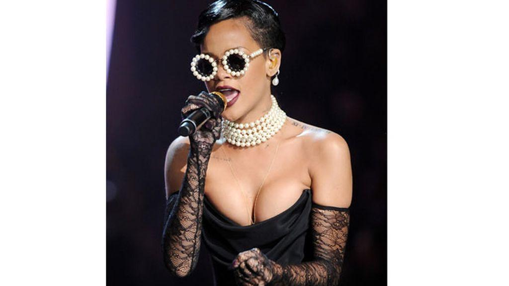Rihanna, otro ángel más de Victoria's Secret