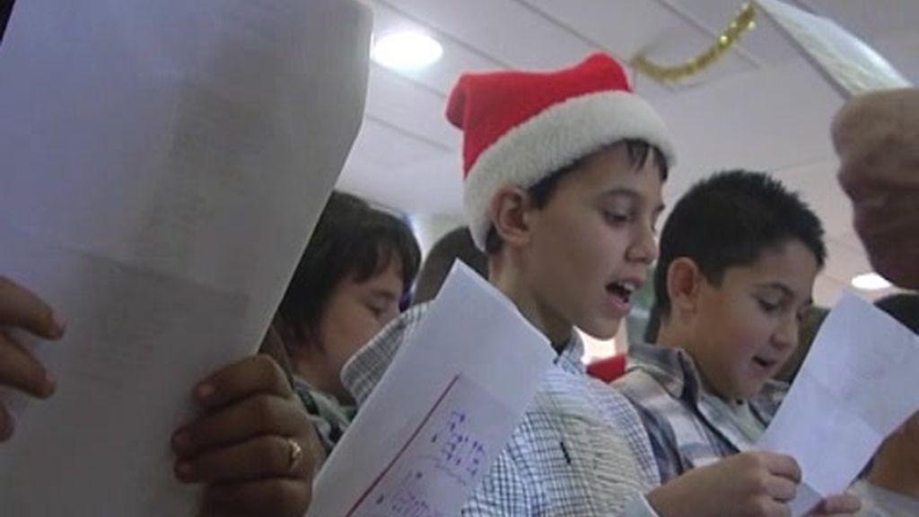 El verdadero espíritu de la navidad