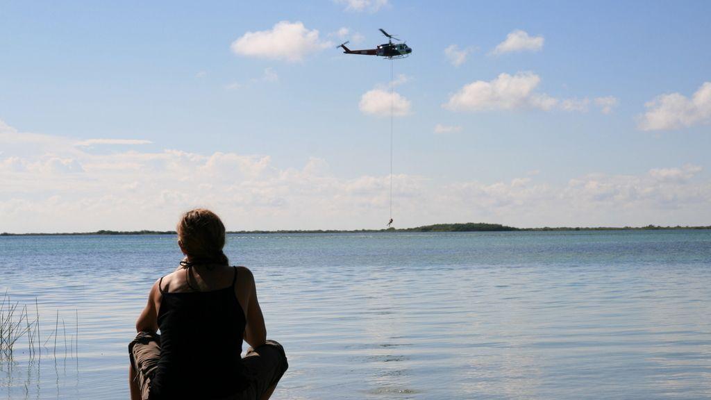 Primeras imágenes del programa 2 de 'Desafío en el abismo'