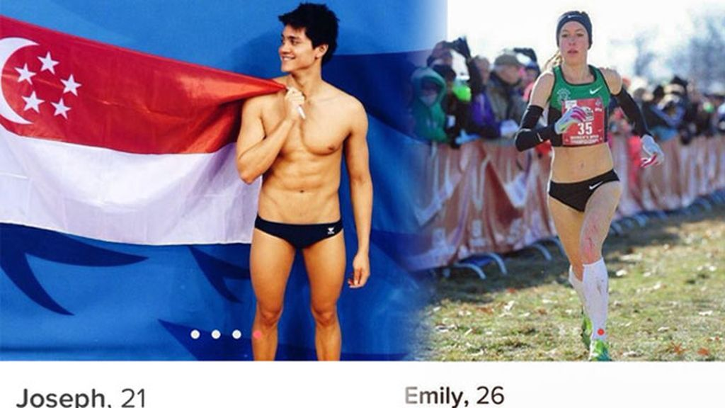 Olimpiadas Tinder