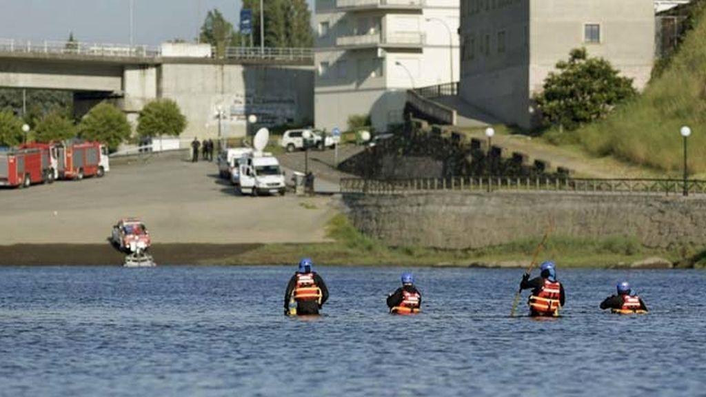 Encuentran el cuerpo del menor desaparecido en el río Miño en Salvaterra