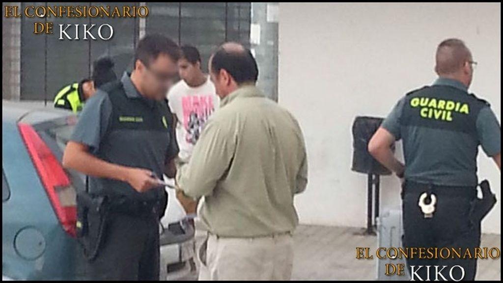 Jose Fernando, acusado de abrir un coche y robar un móvil