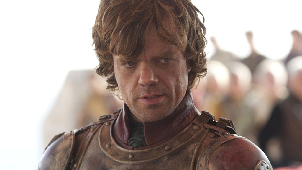 El actor, Peter Dinklage, en el papel de Tyrion Lannister de la serie 'Juego de Tronos'