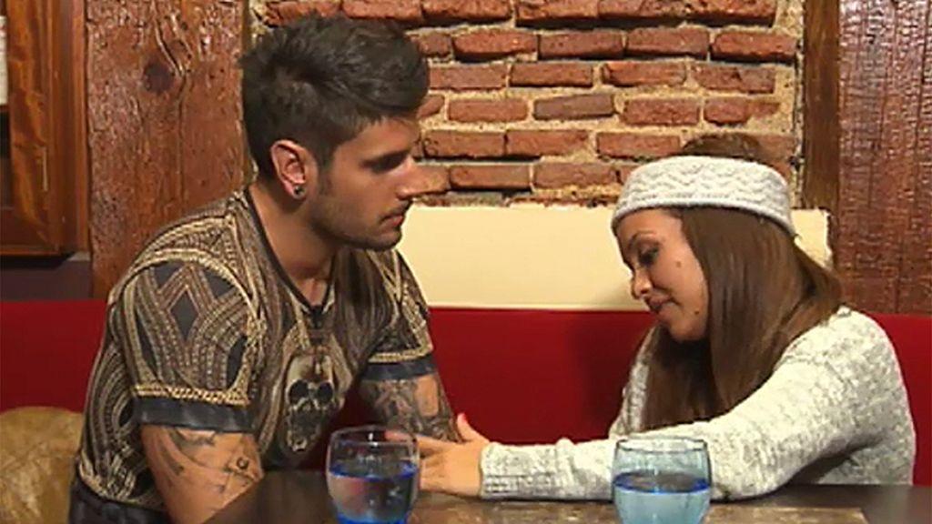 """Iván, sobre María: """"A partir de ahora me la empiezo a creer"""""""