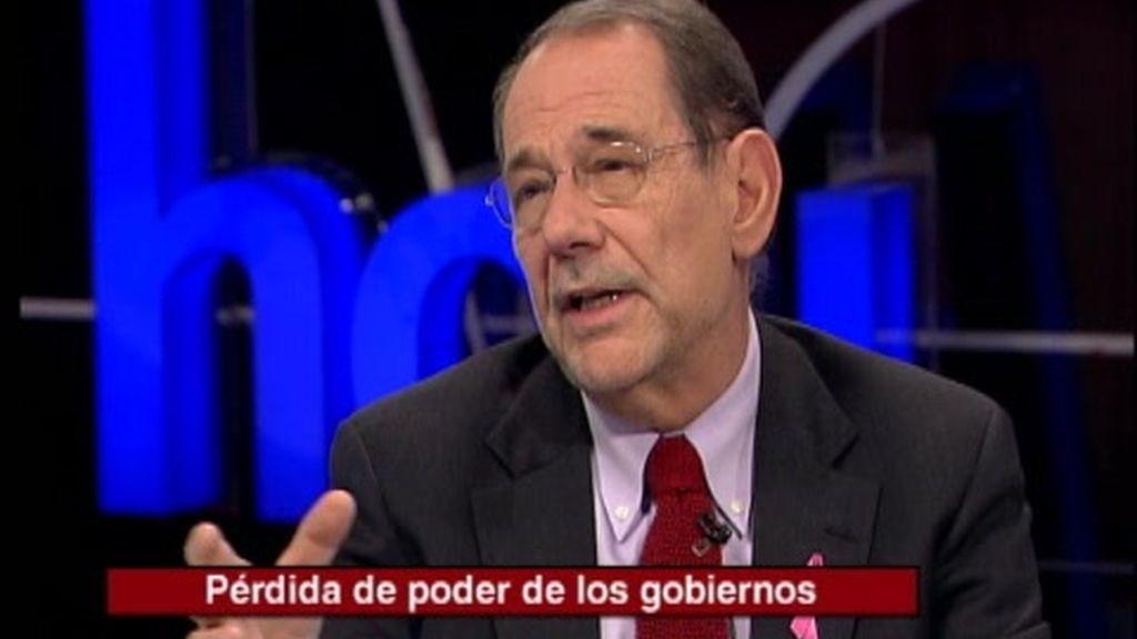Gabilondo entrevista a Javier Solana