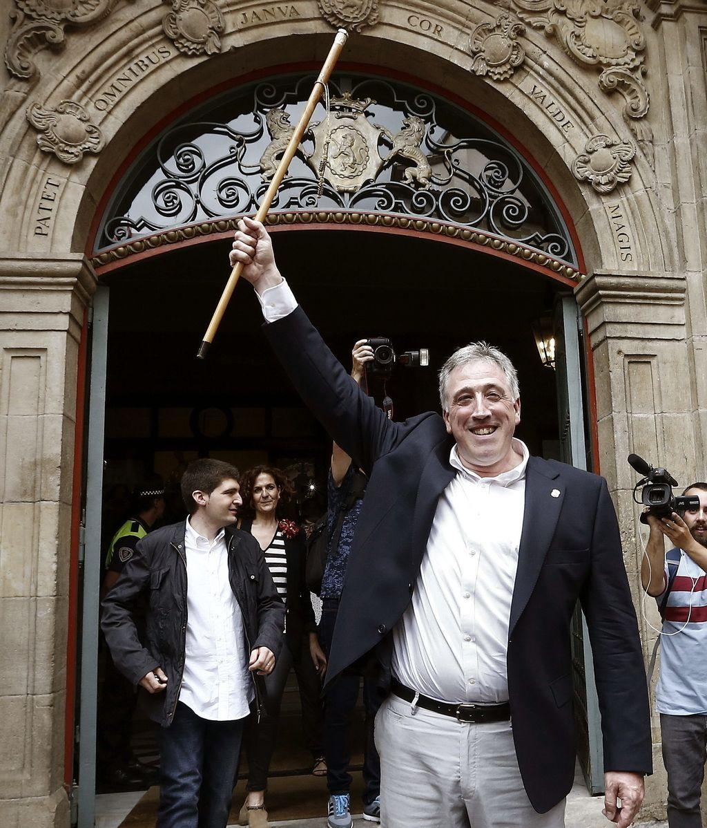 La constitución de los ayuntamientos navarros cambia el poder municipal con EH Bildu en 40 alcaldías
