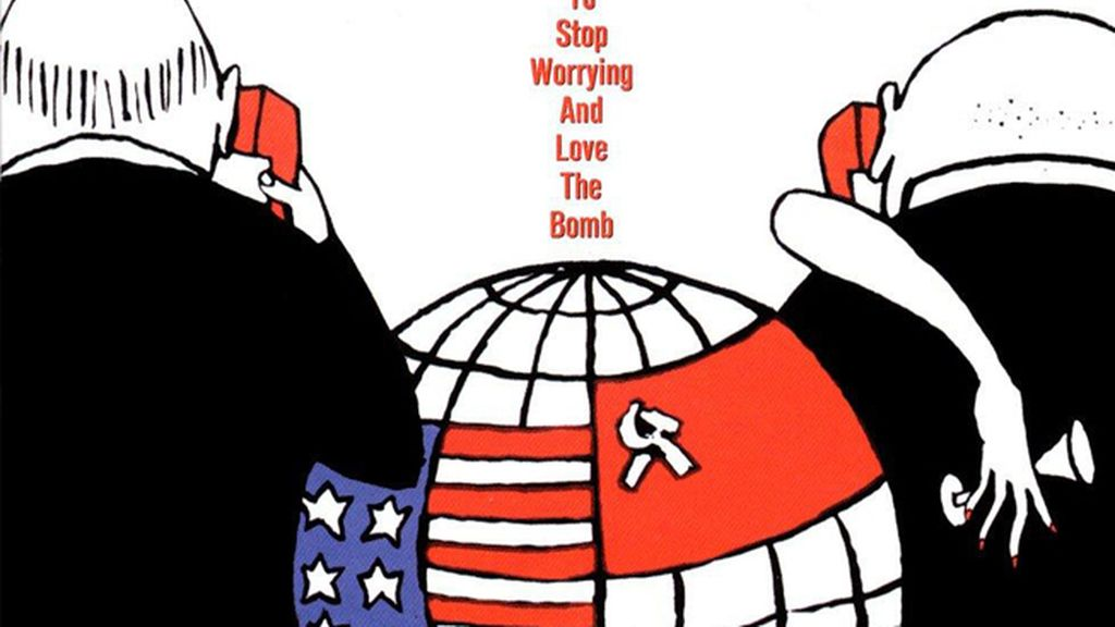 '¿Teléfono rojo? Volamos hacia Moscú' con Stanley Kubrick