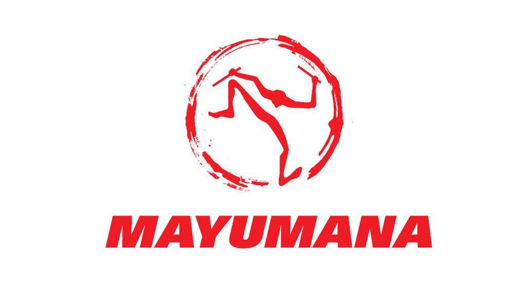 Logo Mayumana