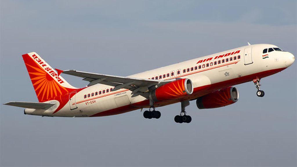 avión de Air India,riña,piloto,Air India