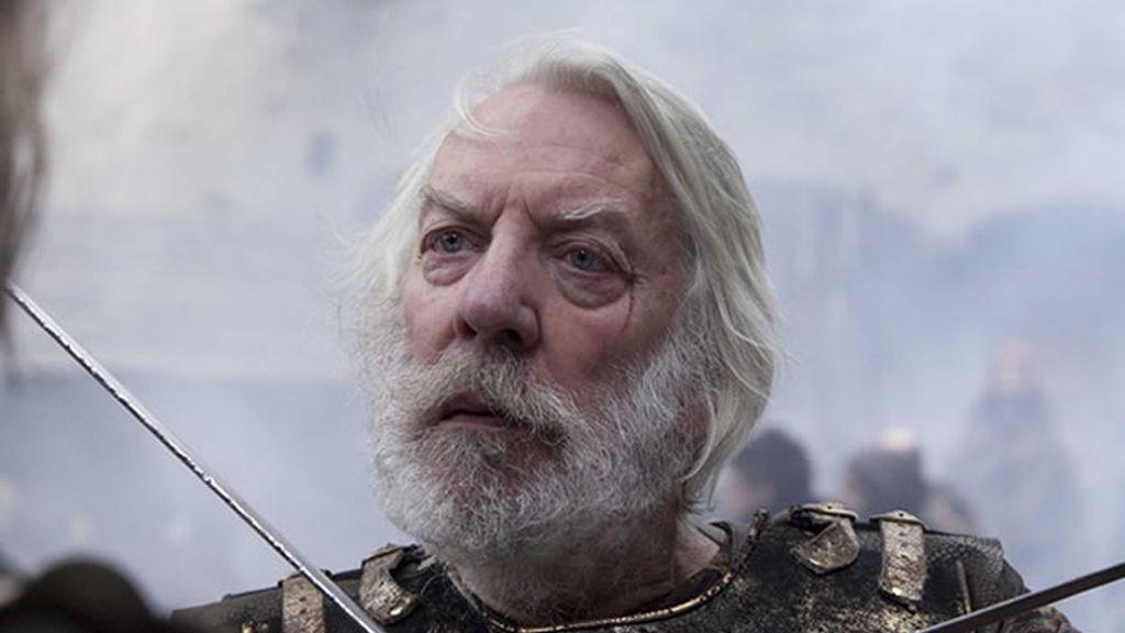 Donald Sutherland es Bartholomew